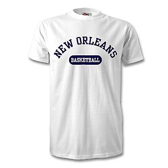 New Orleans Basketball T-Shirt