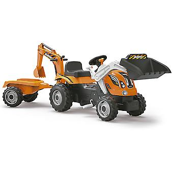 Smoby Builder Max (Outdoor , Vehicles XXL)