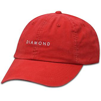 Diamant diamant Supply Co. de Sport Baseball Cap Coral