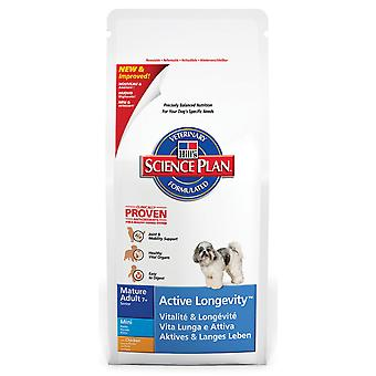 Hill's Science Plan Canine Active Longevity Mature Adult 7+ Mini Chicken 3kg