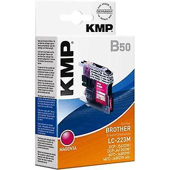 KMP Ink replaced Brother LC-223M Compatible Magen