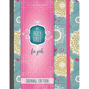 NIV Holy Bible For Girl - Journal Edition-Turquoise JBG-8969