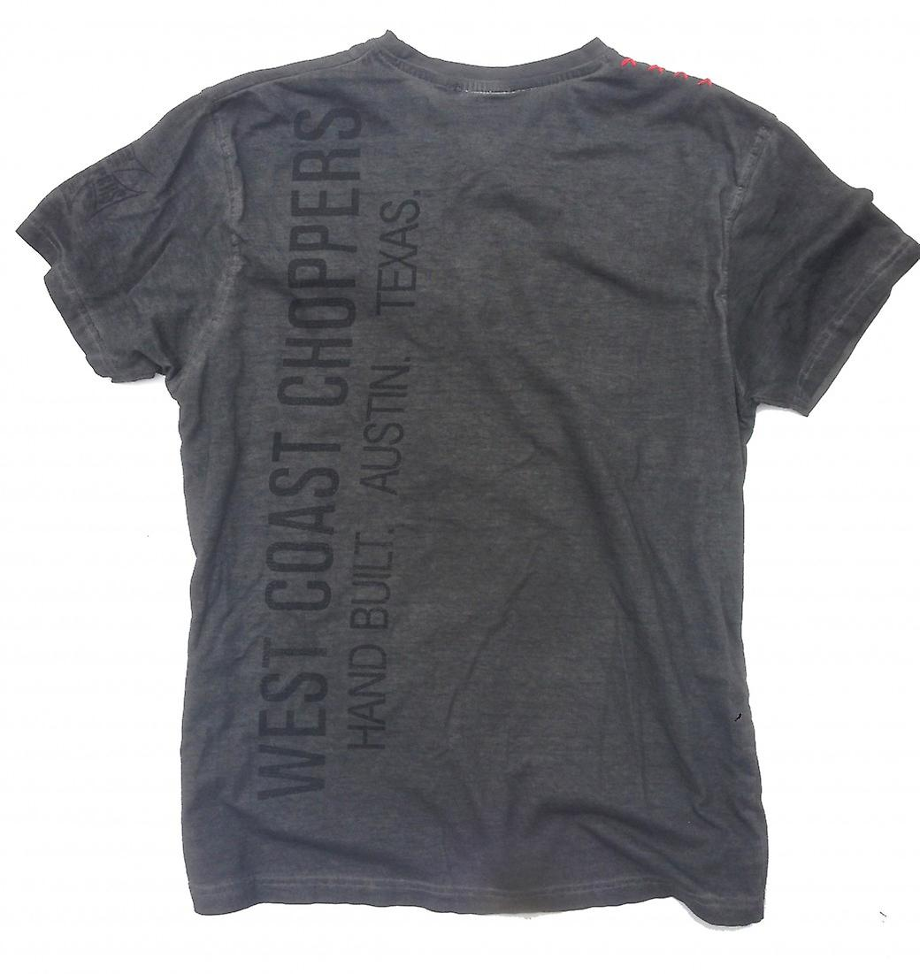 West Coast Choppers T-shirt Handbuilt tea