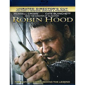 Robin Hood (2010) [BLU-RAY] USA import