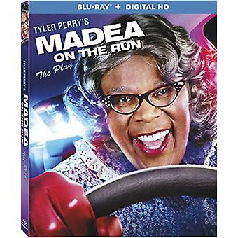 Tyler Perry's Madea on the Run [Blu-ray] USA import