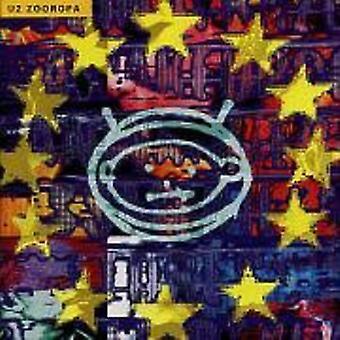 U2 - Zooropa [CD] USA import