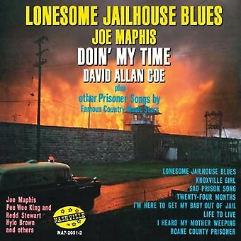 Lonesome Jailhouse Blues - Lonesome Jailhouse Blues [CD] USA importerer