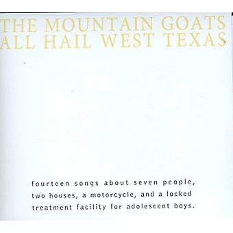 Mountain Goats - All Hail West Texas [CD] USA import