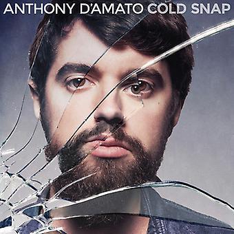Anthony D'Amato - importación de USA Cold Snap [vinilo]