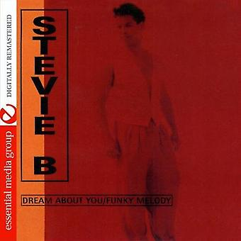 Stevie B - sen o Tobie / import USA Funky Melody-EP [CD]