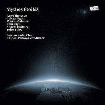 Thoresen: Ligeti/bur/Hillborg/Vilums/Tulev - Mythes Etoiles: Lasse Thoresen, Gyorgy Ligeti, John Cage [CD] USA import