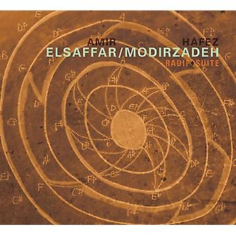 Elsaffar, Amir/Modirzadeh - Radif Suite [CD] USA import