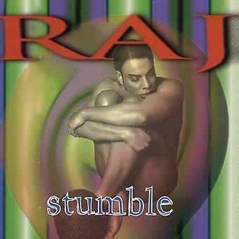 Raj - つまずく [CD] アメリカ インポートします。
