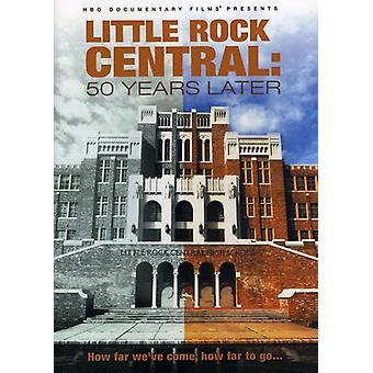 Little Rock Central høj: 50 år senere [DVD] USA import