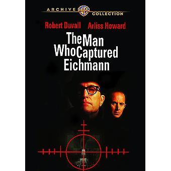 Mand der erobrede Eichmann [DVD] USA importerer
