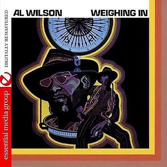 Al Wilson - gewicht [CD] USA import