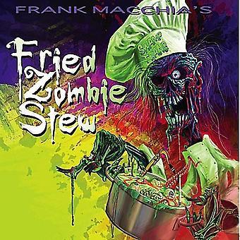 Frank Macchia - Swamp Thang: Fried Zombie Stew [CD] USA import