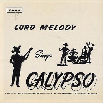 Herren melodi - Herren melodi synger Calypso [CD] USA import