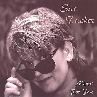 Sue Tucker - Meant for You [CD] USA import