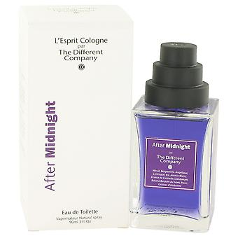 The Different Company Women After Midnight Eau De Toilette Spray (Unisex) By The Different Company
