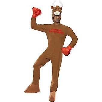 Stierkostüm Stier Bullen Ochsen Boxer Kostüm Bullenkostüm