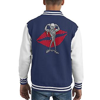Varsity Jacket Rocky Horror Picture Mostrar rocoso infantil