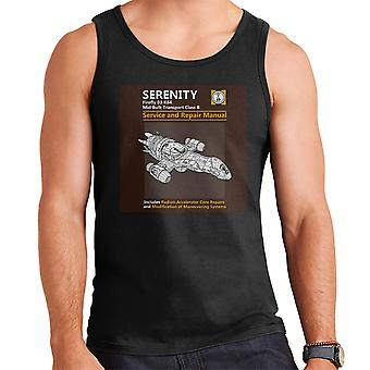 Serenity Service And Repair Manual Firefly Men's Vest