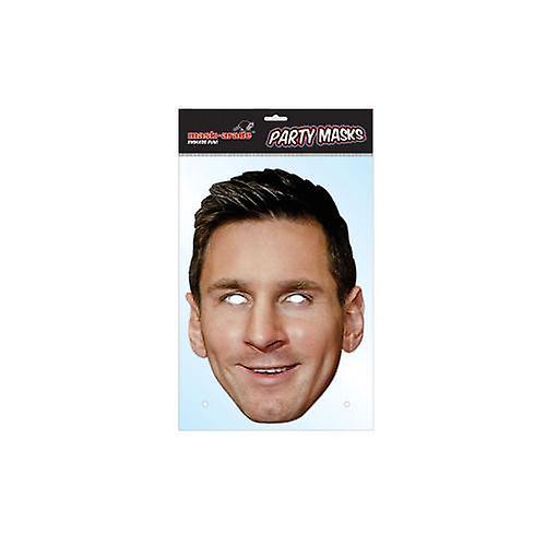 Máscara de Lionel Messi