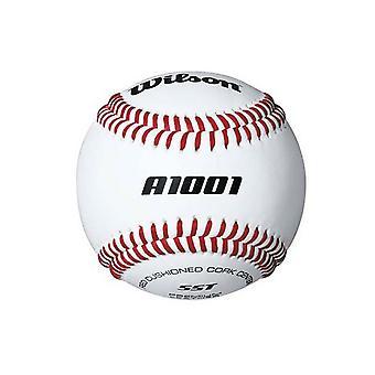 WILSON A1001 game baseball