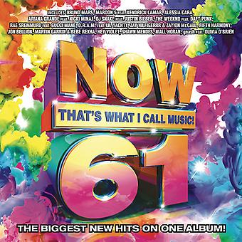 Various Artist - Now 61 [CD] USA import