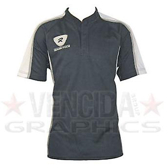 RUGBYTECH teamwear rugby match shirt [navy/white]