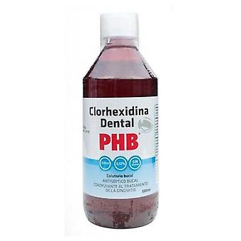 PHB Chlorhexidine Mouthwash Dental 500Ml