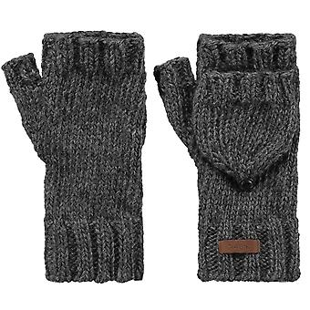 Barts Elvy Bumgloves - Dark Heather
