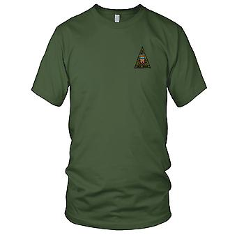 US Brown Water Navy Delta Dragons River Squadron 531 Vietnam War Embroidered Patch - Mens T Shirt