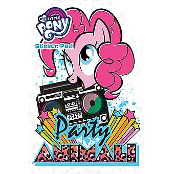 My Little Pony Sticker Pad Childrens Activity Stickers