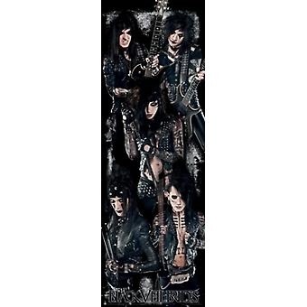 Black Veil Brides Group Poster Poster Print