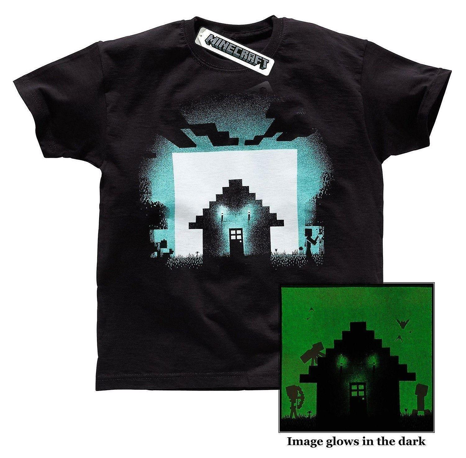 SURVIVAL Adult Minecraft T-Shirt Size XX-LARGE