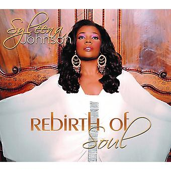 Syleena Johnson - Rebirth of Soul [CD] USA import
