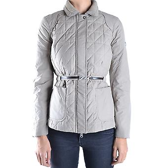 Water Negra ladies MCBI118007O grey polyester Quilted Jacket