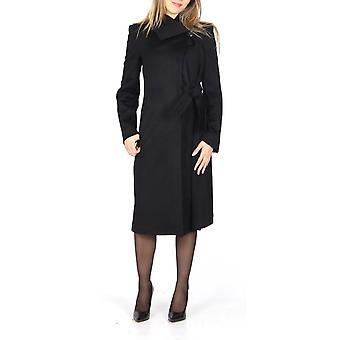 Armani Collezioni Womens Coat Sml03t Sm600 999