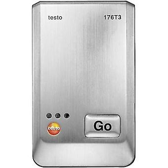 testo 176 T3 Temperature data logger Unit of measurement Temperature -200 up to 1000 °C Calibrated to Manufactur
