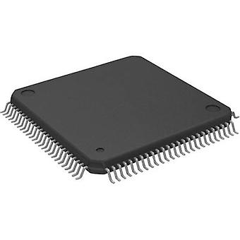 Embedded microcontroller DF2148BFA20IV QFP 100 (14x14) Renesas 16-Bit 20 MHz I/O number 74