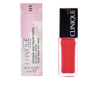 Clinique Pop flüssige Matte reif Pop 6ml Box neue Make Up Womens versiegelt