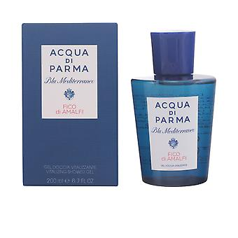 Acqua Di Parma Blu Mediterraneo Fico Di Amalfi Shower Gel 200ml New Unisex