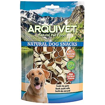 Arquivet Natural Snack for Duck Sushi Dogs (Dogs , Treats , Eco Products)