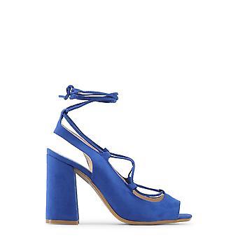 Made in Italia kobiety sandały niebieski