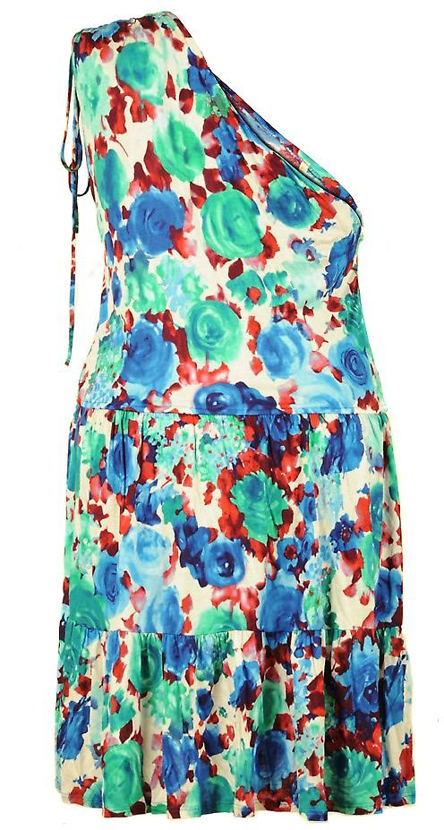 Waooh - Fashion - kurzes Kleid in Blume