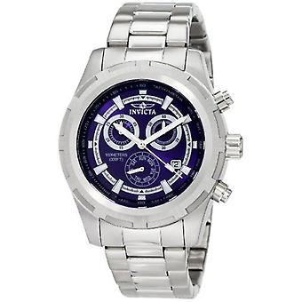 Invicta Specialty 1560 Stainless Steel Chronograph Watch