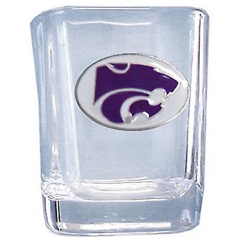 Kansas State Wildcats NCAA Square Shot Glass