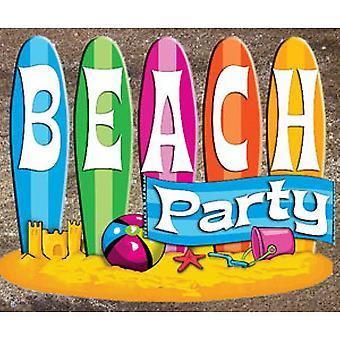 Stranden sommer tema og dekoration Pack - Standard